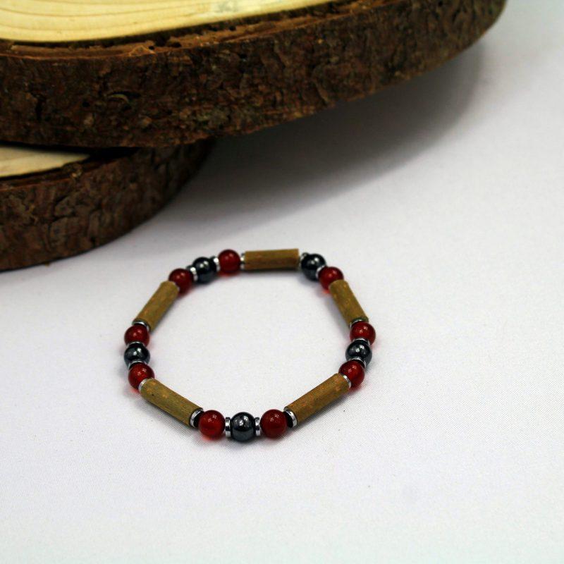 Cornaline-bracelet