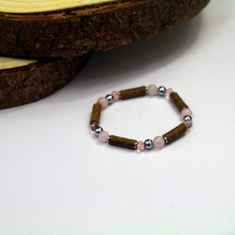Quartz-bracelet