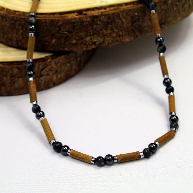 Labradorite-collier