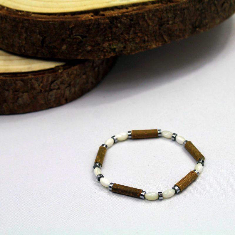 Nacre-bracelet