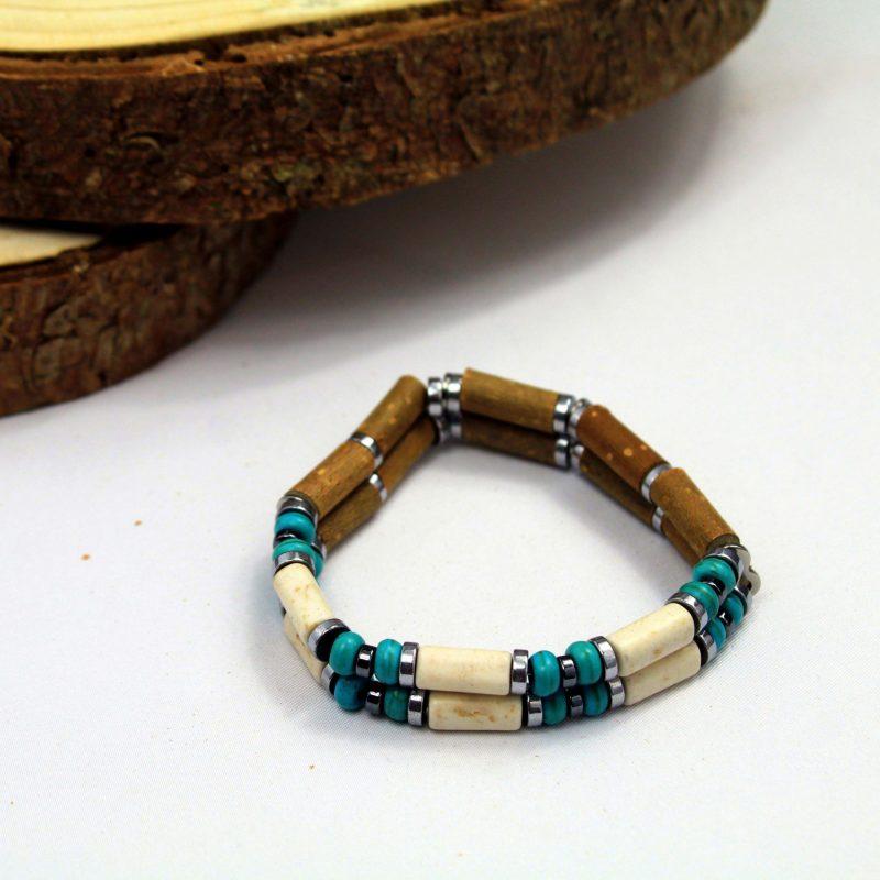 Corail-bracelet-bleu-blanc-2