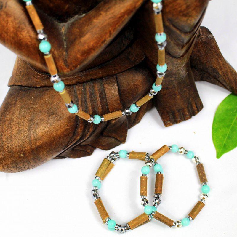 Amazonite-bijoux