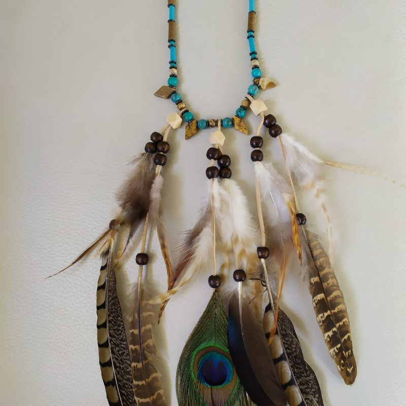 Collier-amerindien-turquoise-jaspe